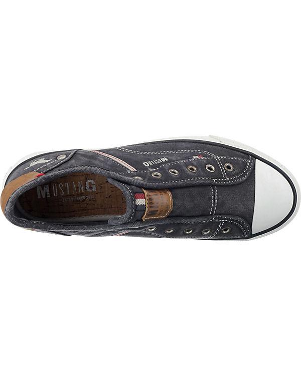 Sneakers MUSTANG Low Sneakers schwarz schwarz Sneakers MUSTANG Low Low MUSTANG wEqac6v