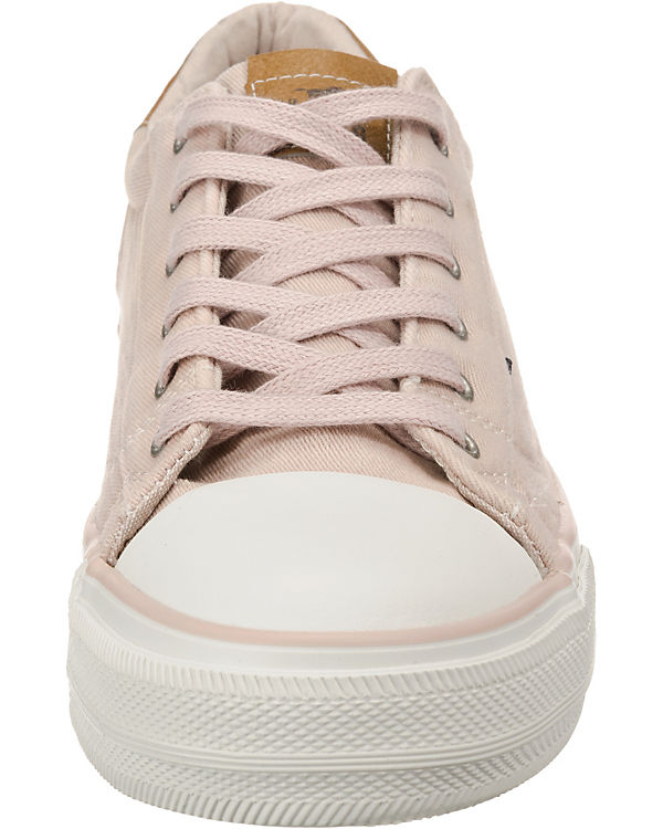 MUSTANG Sneakers Sneakers Low MUSTANG rosa rosa Low Z1atP