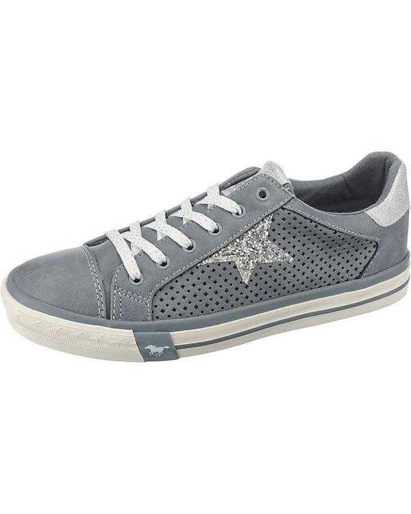 MUSTANG MUSTANG Sneakers blau Low Sneakers OX0w5w