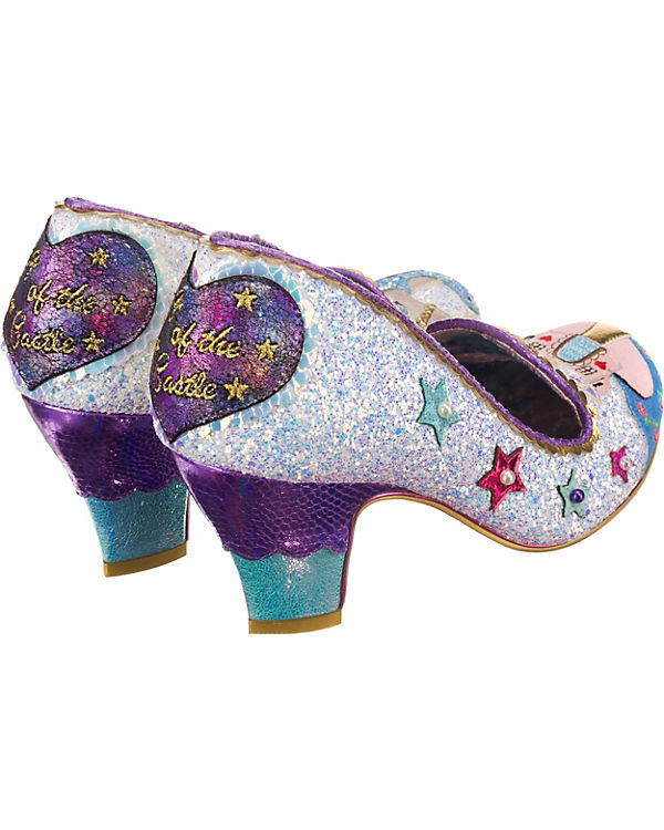 Irregular Choice, weiß LITTLE MISTY Klassische Pumps, weiß Choice, 8aecda