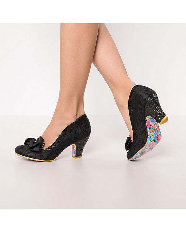 Irregular Choice Ban Joe Klassische Pumps schwarz