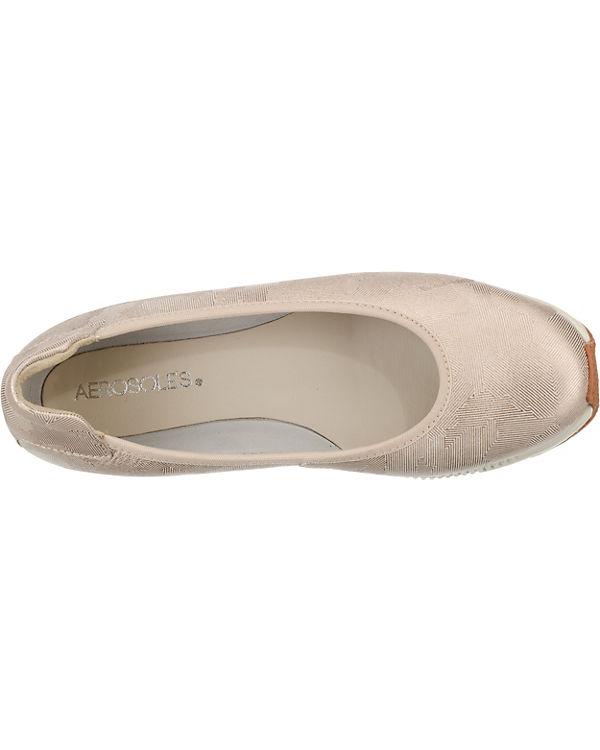 Ballerinas Aerosoles Klassische beige Tequila Nicely Done AWTpTxfvqw