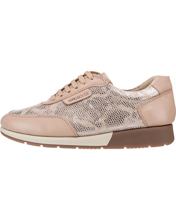 Aerosoles, Aerosoles, Aerosoles, Zip Off Mix Bamboo Sneakers Low, beige 5d9b79