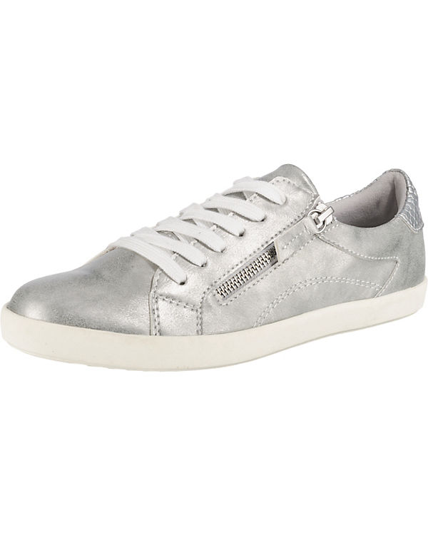 Jane Sneakers Jane Low Klain Klain Sneakers silber vwwEO1