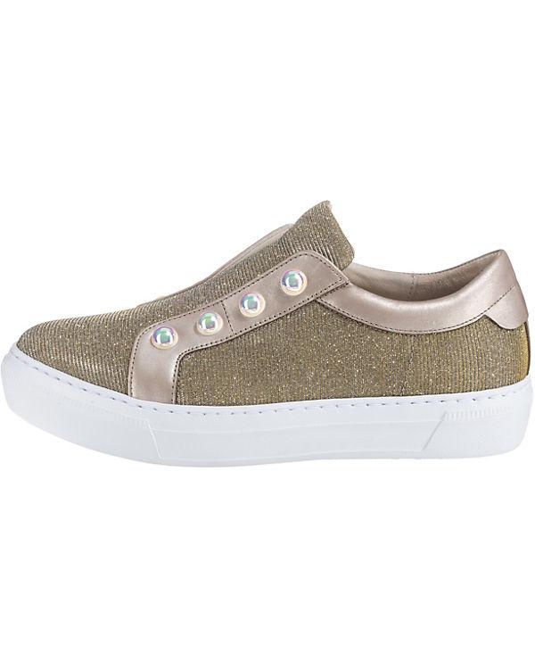 Gabor Sneakers Low gold-kombi
