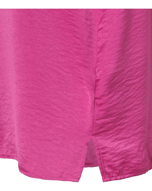 Blusenshirt VILA VILA Blusenshirt pink wOZqI