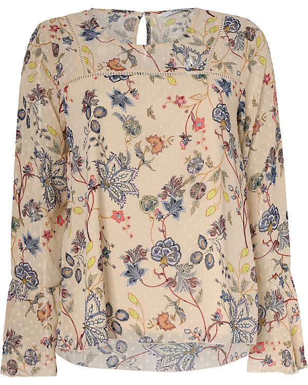 ONLY ONLY beige Bluse Bluse beige BYfvaWZY