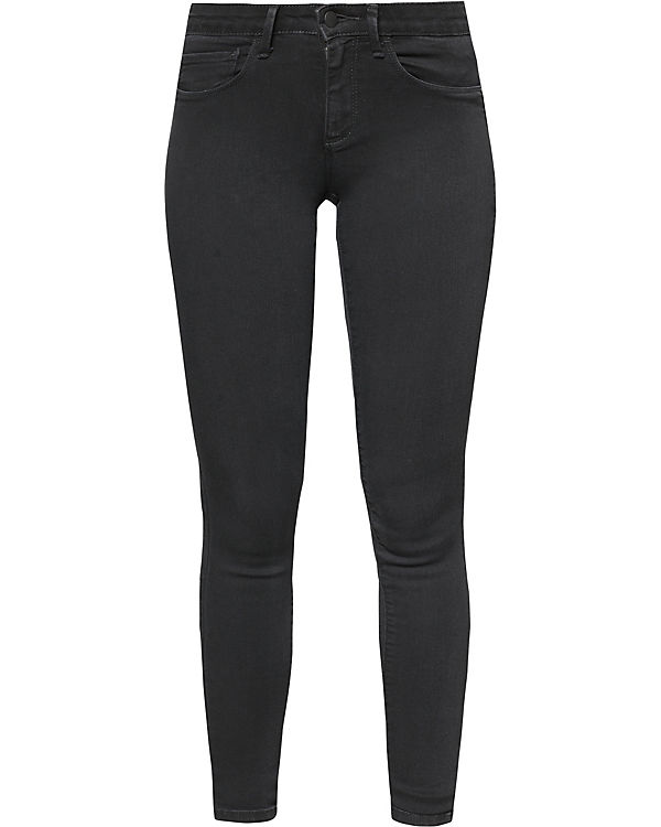 Regular ONLY Push Jeans schwarz Up w7wTA0Xq