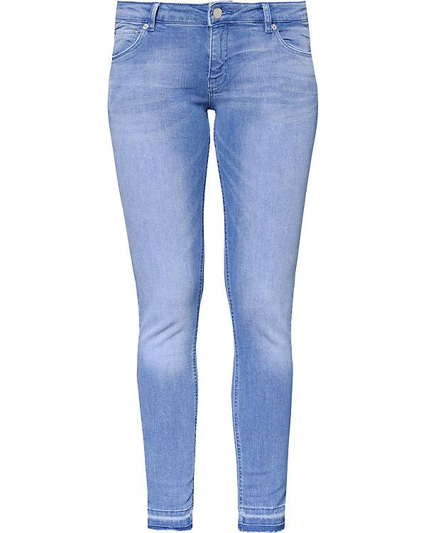 Q/S Jeans Ankle Leg blau