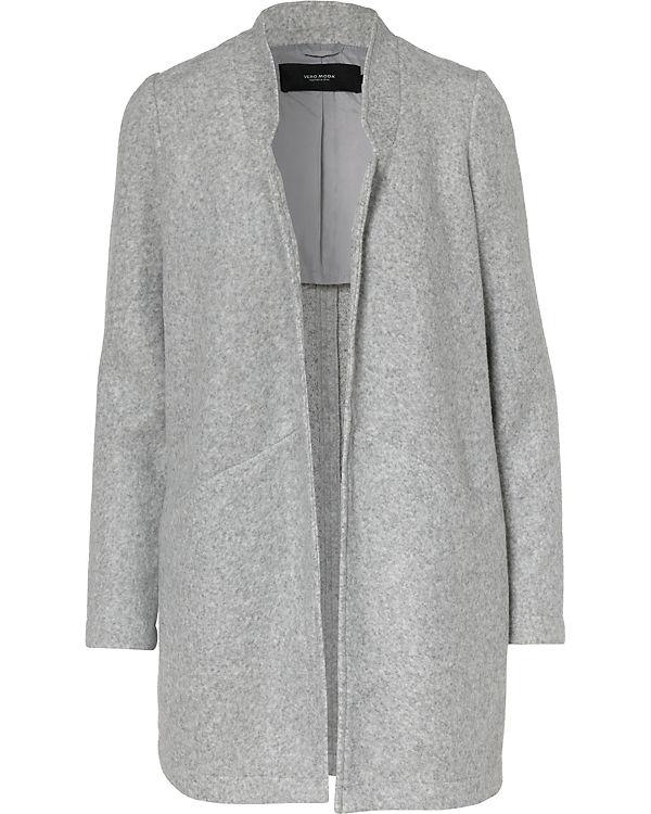 Vero moda mantel grau