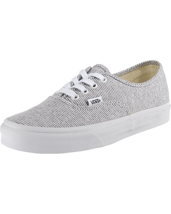 grau Authentic Authentic Sneakers VANS grau Sneakers VANS UA UA VANS z1dqWw7nzR
