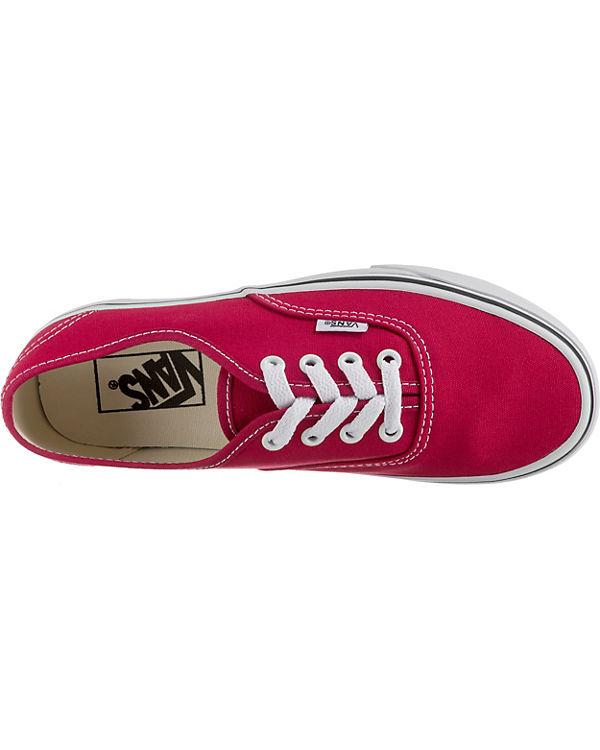 VANS VANS UA UA Sneakers Authentic rot vpHvBzqw