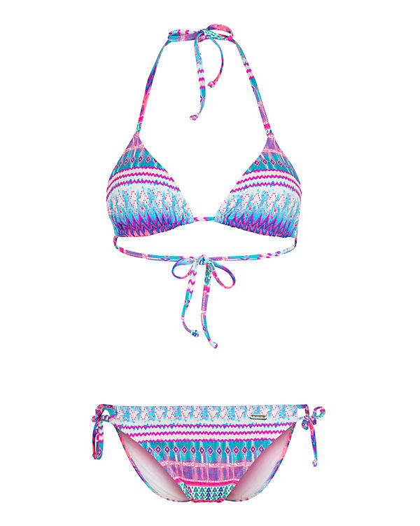 BENCH Triangel-Bikini pink
