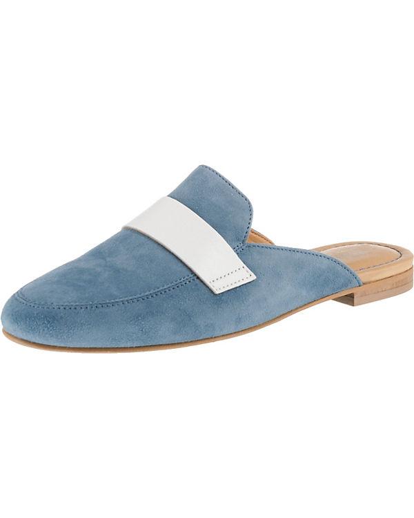 Berlin goat blau Pantoletten Liebeskind LF182510 vnWfOx4qUU