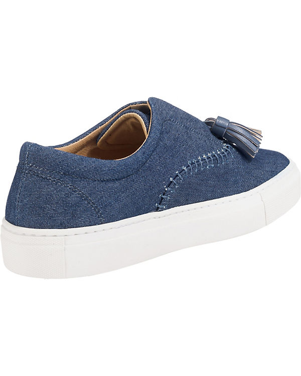 blue Sneakers denim Low Berlin Liebeskind xw8PqR0Hn