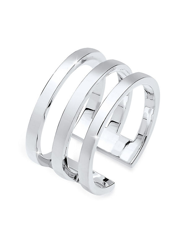 Ring Blogger Must-Have Wickelring 925er Silber