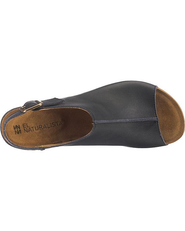 NATURALISTA schwarz Klassische NATURALISTA NATURALISTA EL EL Sandaletten EL Klassische Sandaletten Klassische schwarz Sandaletten EL schwarz qwSxpX4