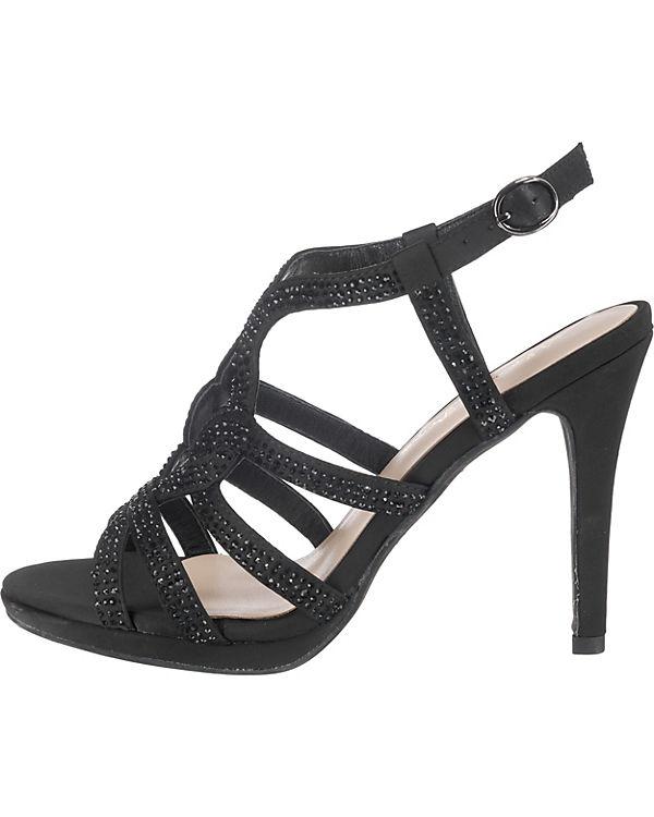 Sandaletten Klassische Pena Alma en schwarz twqEHa