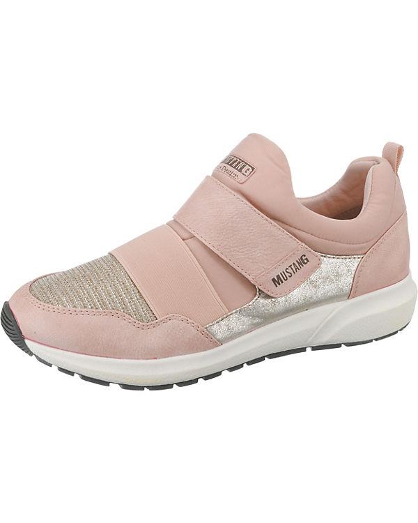 Sneakers MUSTANG rosa MUSTANG rosa Low Low Low Sneakers rosa MUSTANG Sneakers MUSTANG 5EggqxTwr