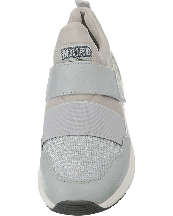 Sneakers MUSTANG MUSTANG Sneakers Low Low hellgrau hellgrau wq0zgU