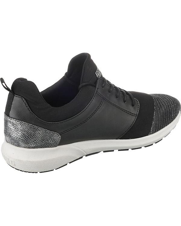 MUSTANG schwarz Sneakers Low MUSTANG Low Sneakers Hq7ZaR