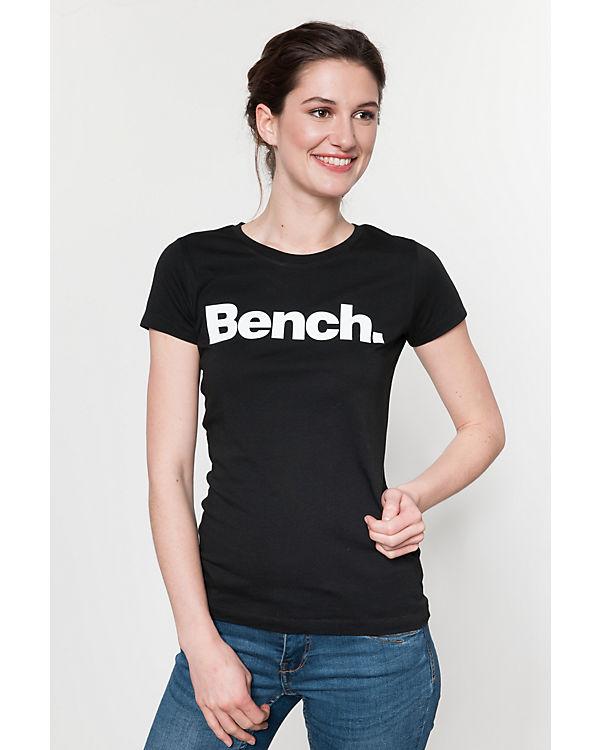 Shirt T BENCH BENCH T schwarz tpBPO
