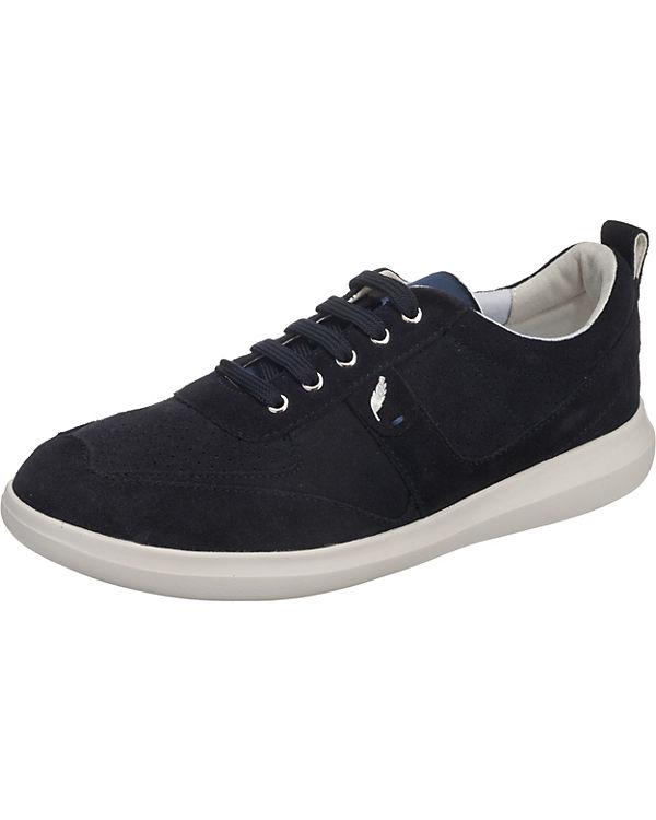 GEOX D GOMESIA Sneakers Low blau