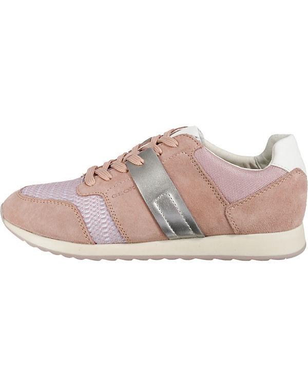 GEOX, D DEYNNA DEYNNA D Sneakers Low, rosa 5bcb96