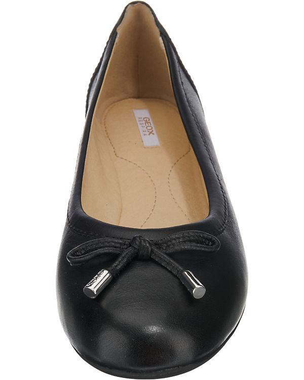 GEOX D LAMULAY Klassische Ballerinas schwarz