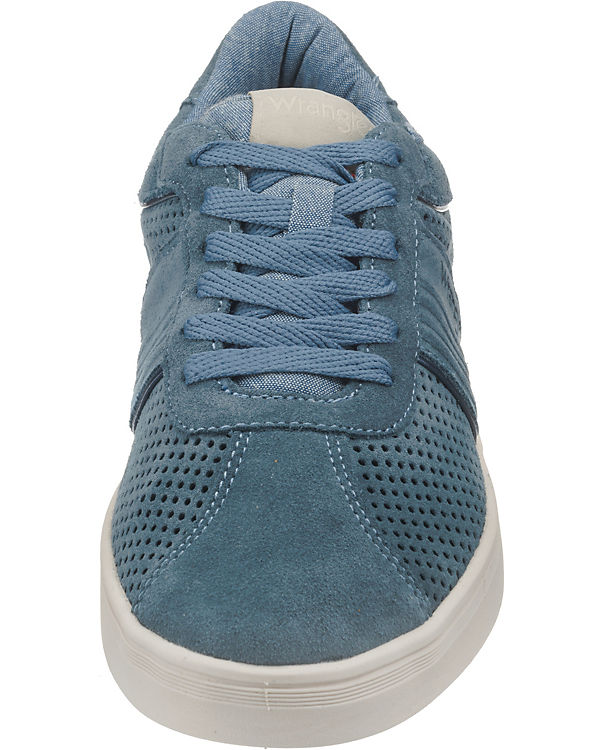 Sneakers hellblau Micky Wrangler Low City 7qIw1En