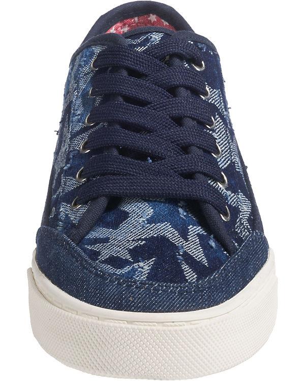 blau Wrangler Share Sneakers Peggy Low ZqH7HWIw
