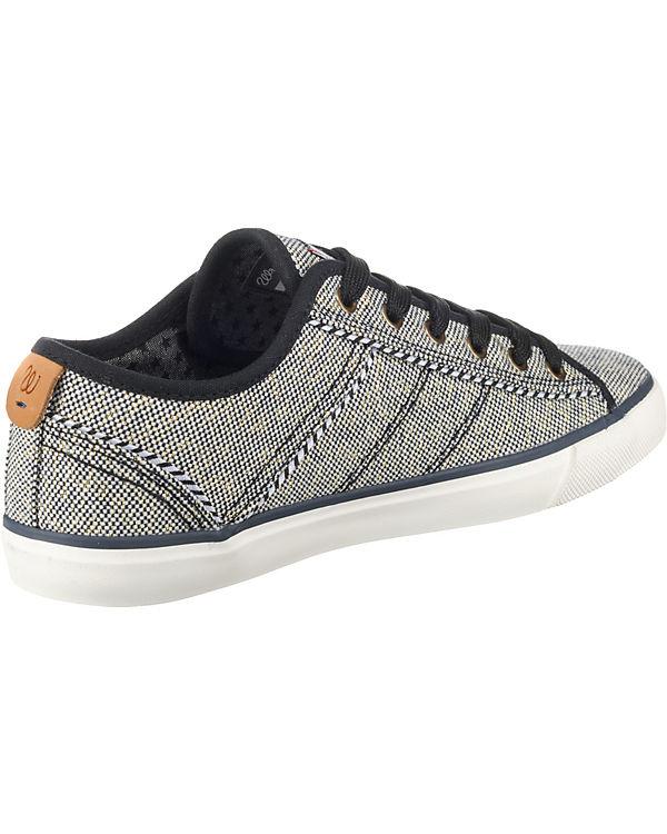Wrangler, Starry Sneakers Sneakers Sneakers Low, schwarz 7d4994