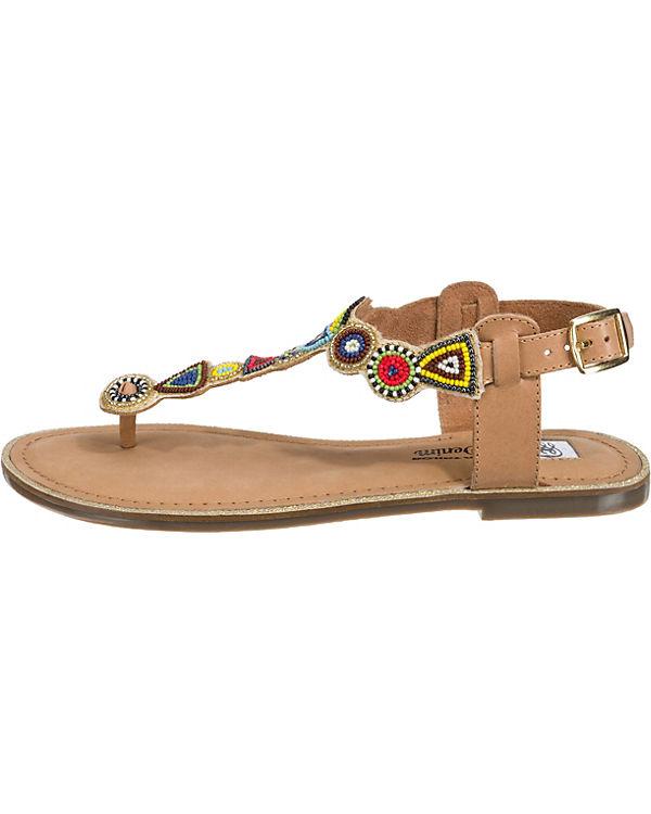 kombi beige TAILOR Sandaletten Steg T TOM Xaqpq