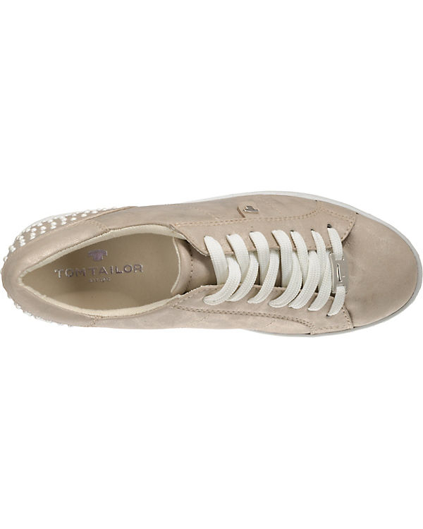 gold kombi TAILOR Sneakers TOM Low w1t6tO
