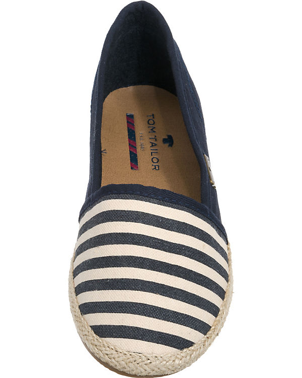 Klassische TAILOR TOM Slipper TAILOR blau Klassische Slipper TOM wc8vqP