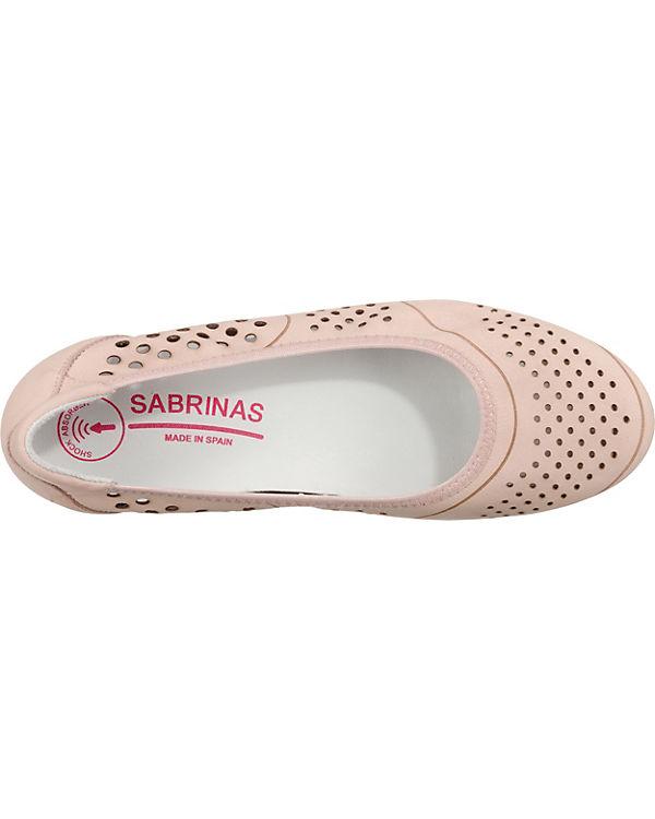 BRUSELAS Sportliche SABRINAS Ballerinas beige SABRINAS BRUSELAS v1PcTEW