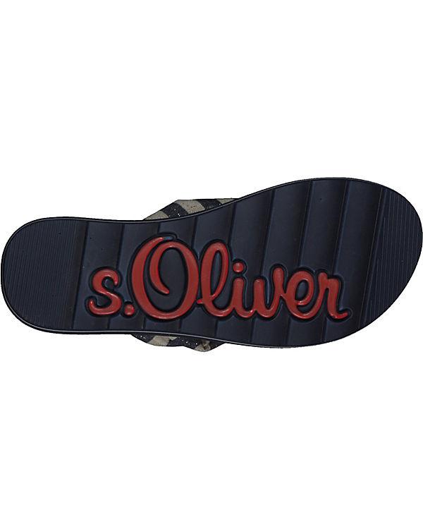 s s Zehentrenner Oliver Oliver kombi s s kombi Oliver blau Zehentrenner kombi blau Zehentrenner blau Oliver Wf44EIpntH