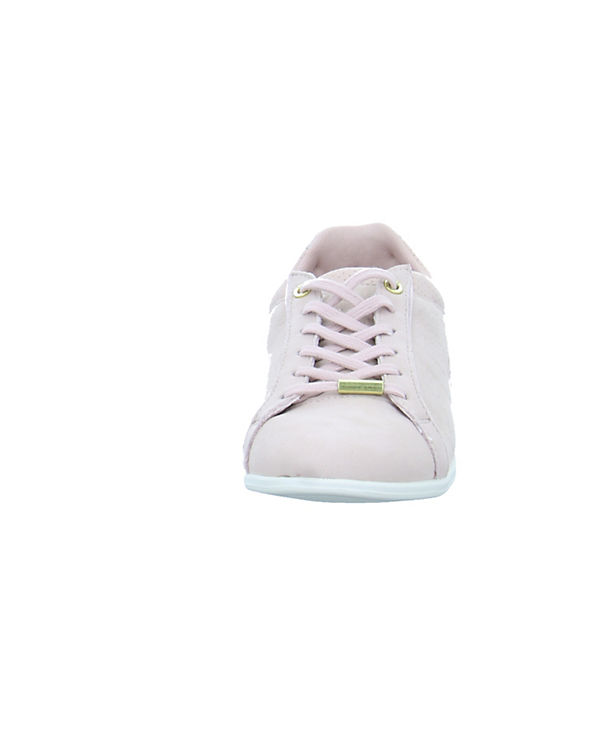 Rey 1 rosa CAW Low Lace 317 Sneakers LACOSTE ztwdqAt