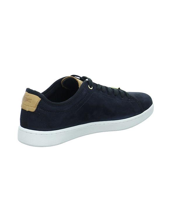 317 Evo schwarz 8 Low Carnaby LACOSTE Sneakers SPW HEq1c0