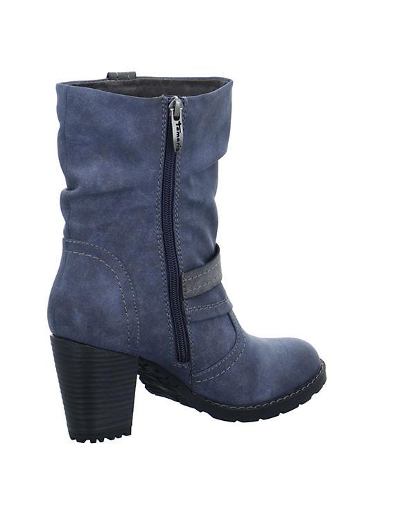 Tamaris, Cane   Cane Klassische Stiefeletten, blau eba462