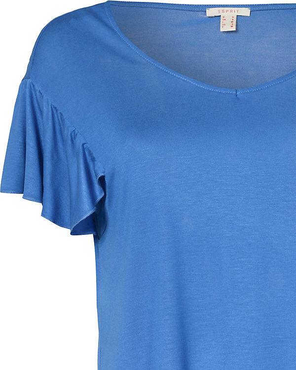 T ESPRIT ESPRIT blau Shirt T TvwE85nqTx