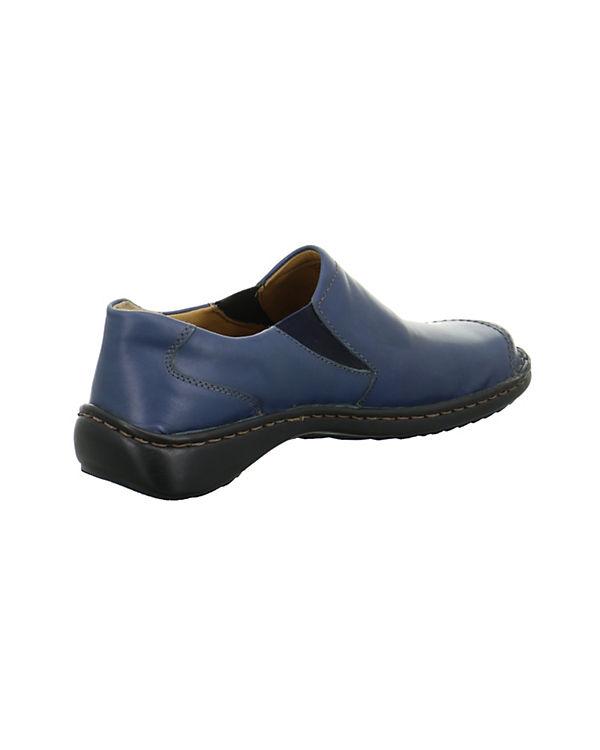 Josef Pamela Klassische blau Slipper Seibel WqHrq4a86w