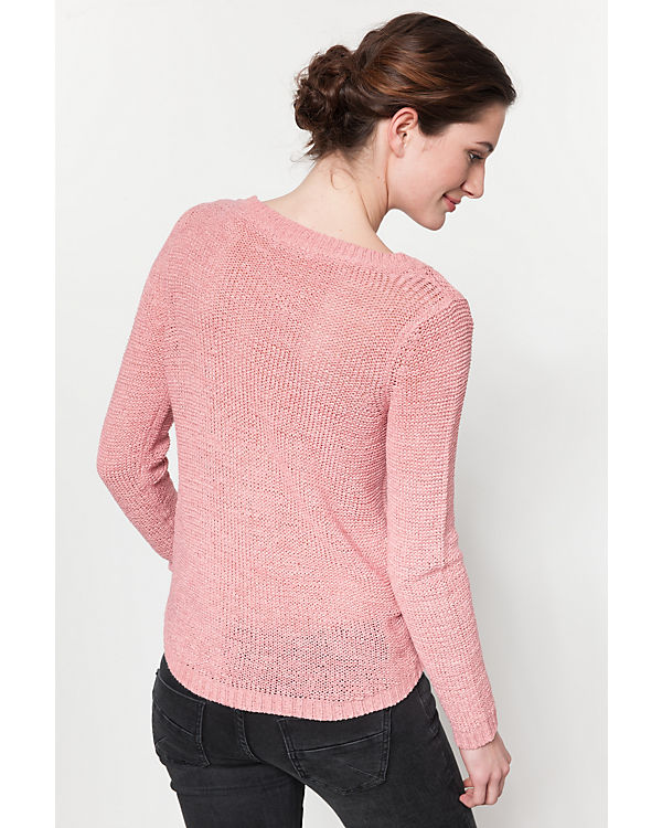 Pullover ONLY rosa ONLY Pullover E5pqxPw