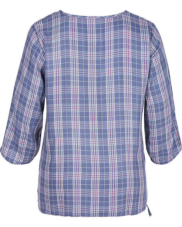 blau Bluse Zizzi blau Zizzi blau Bluse Bluse Zizzi q4BxwxUOP