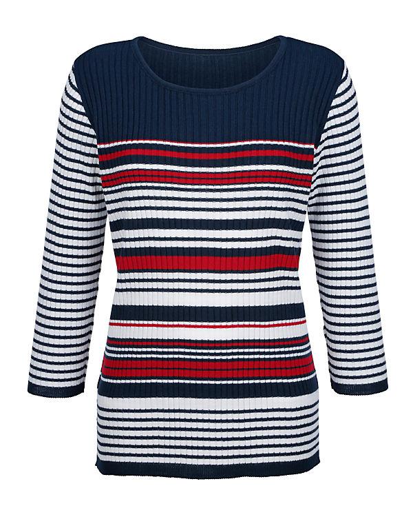 Günstiger Preis Auslass Günstig Kaufen Shop Paola Pullover blau Mit Paypal Zu Verkaufen Freies Verschiffen Bestes Geschäft Zu Bekommen fI4Lk