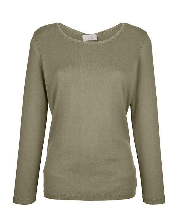 Paola Pullover Paola grün grün Pullover Paola Paola grün Pullover xwHRYqU0