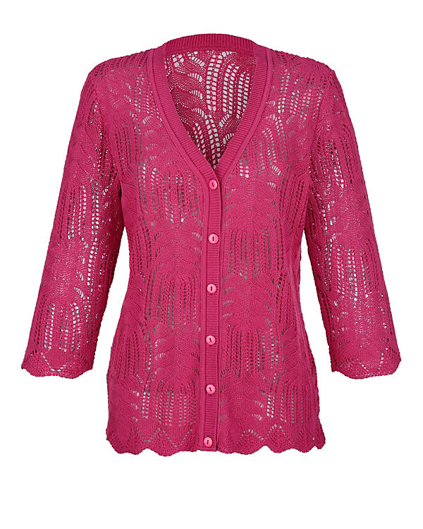 Paola Paola Strickjacke pink Paola Strickjacke Strickjacke Strickjacke Paola pink pink xwvEq07IR