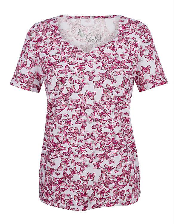 Paola T T Paola weiß Shirt Shirt weiß qHp6TxUW