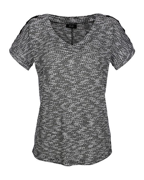 Paola T-Shirt schwarz