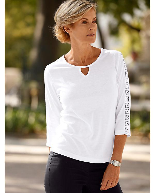 4 Paola Armshirt 3 weiß weiß 3 Armshirt Paola Paola 4 Armshirt 4 3 rEqEF8w